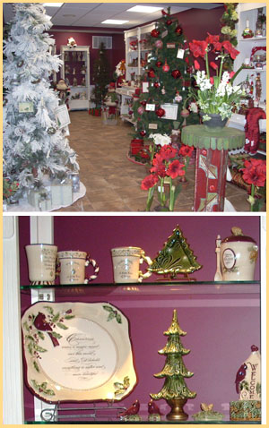 Christmas Room - Wilkes Barre PA - Bizzy Beezz All Season Gift and Home Decor - We're Conviniently Located in Blackman Square!